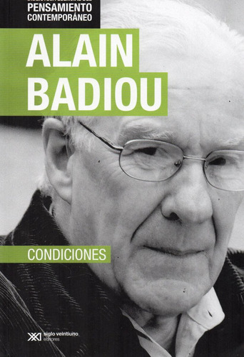 condiciones alain badiou (sx)