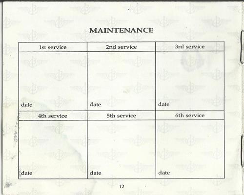 condiciones de garantia relojes breitling - original