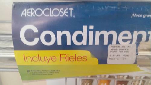 condimentero marca aerocloset