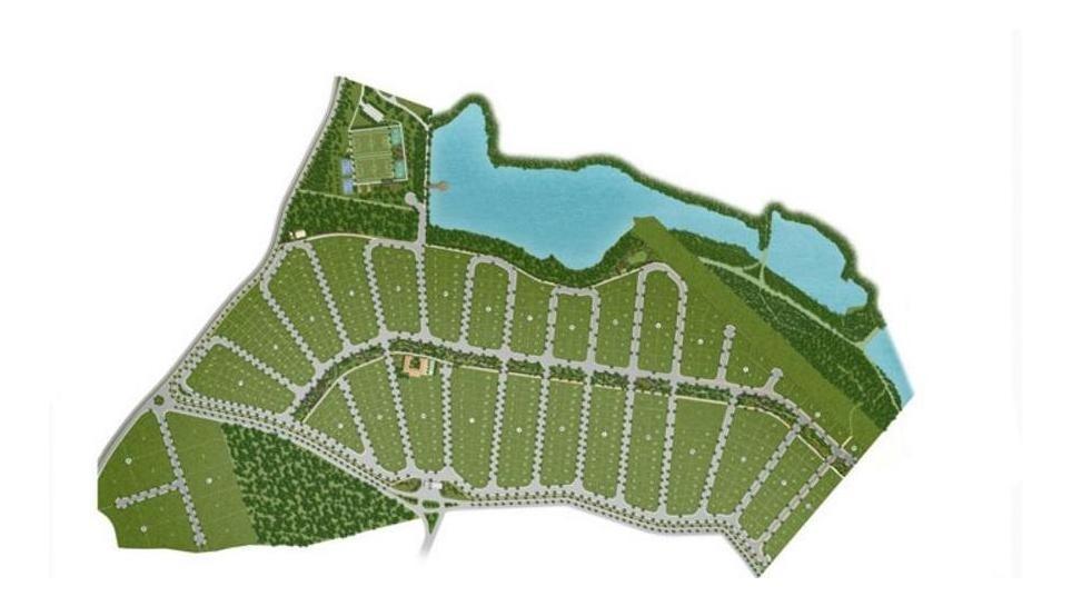 condomínio 7 lagos- terreno com preço de ocasião. - te1100