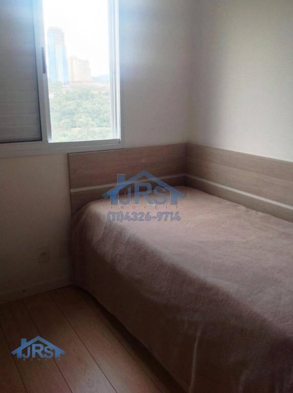 condomínio alphaview apartamento com 3 dormitórios à venda, 68 m² por r$ 350.000 - jardim tupanci - barueri/sp - ap2648