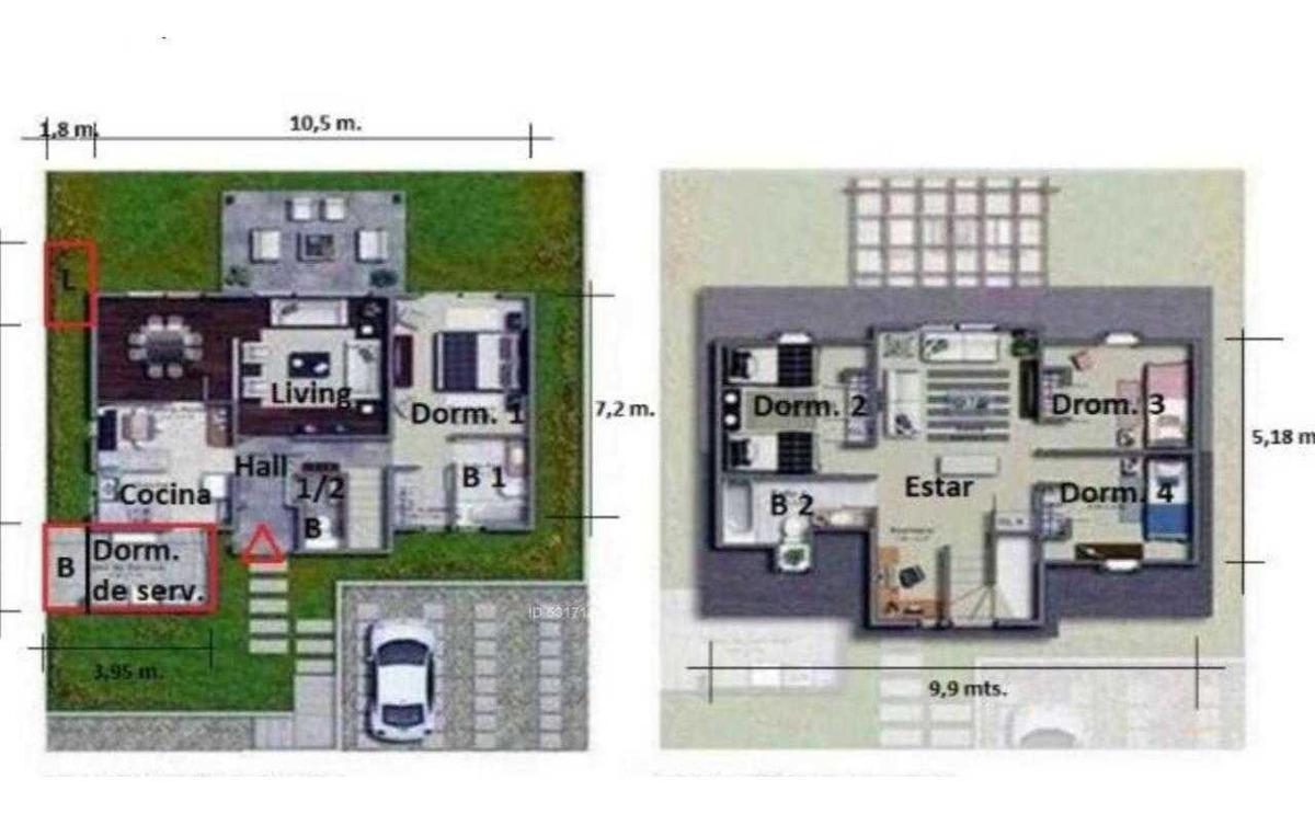 condominio alto macul