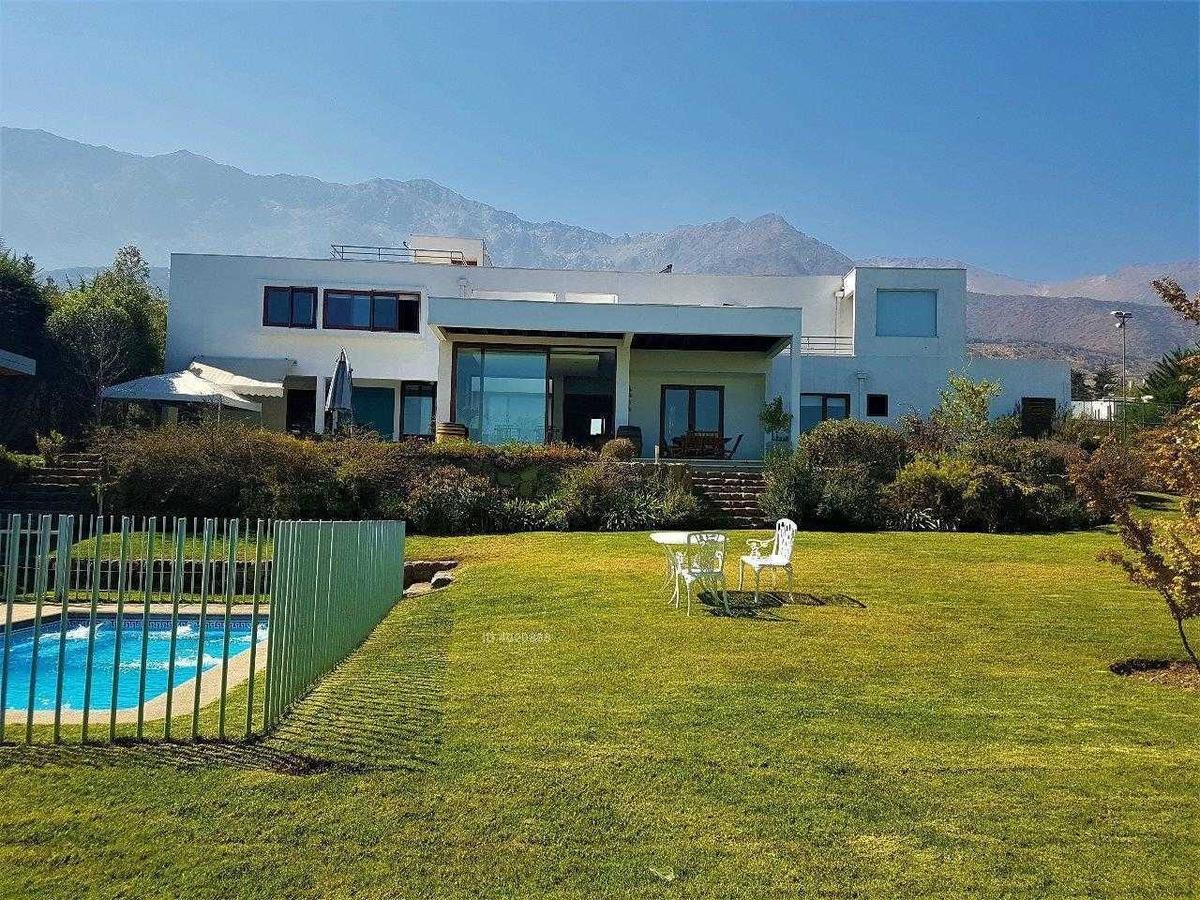 condominio arboretum (old boys). casa mediterránea con espectacular vista!