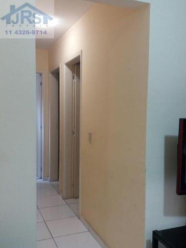 condomínio belas artes, ótimo apartamento ao lado da estacão de trem jandira - ap1363