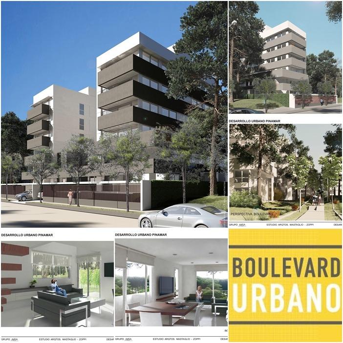 condominio boulevard urbano