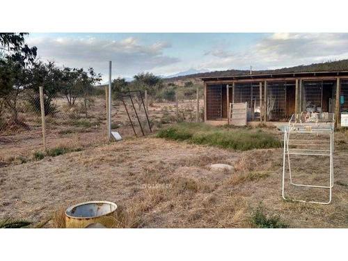 condominio cajón del lebu, llanos de barrera peñablanca