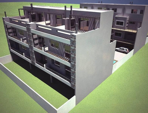 condominio cerviño. departamento 3 ambientes con cochera y amenities.