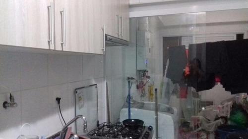 condomínio clube ao lado da estação de metrô!!! 3 dorms (1 suíte) + 2 vagas de garagem...andar alto - ap0785