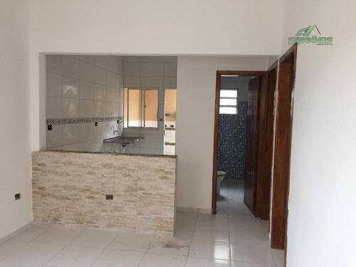 condomínio de casas com 2 dormitórios no jd. princesa em pra