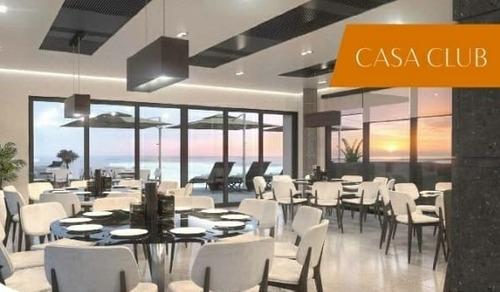 condominio de lujo en venta con vista al mar, en ensenada,bc