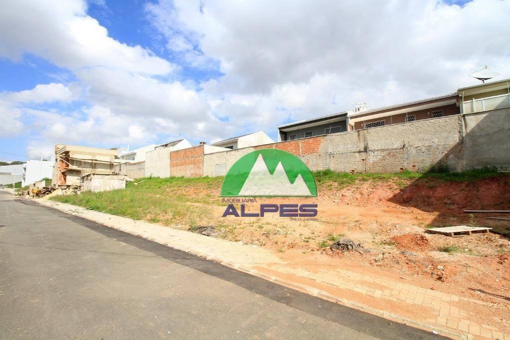 condomínio de terrenos no xaxim - te0052