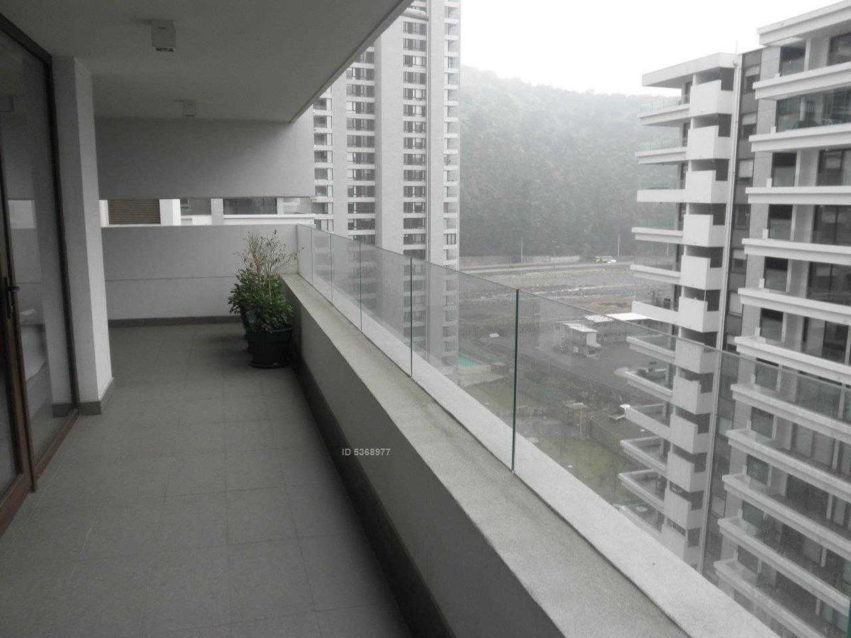 condominio el parque / san damian / las hualtatas / dos estacionamientos / rollers / focos / moller / cocina equipada completa ***
