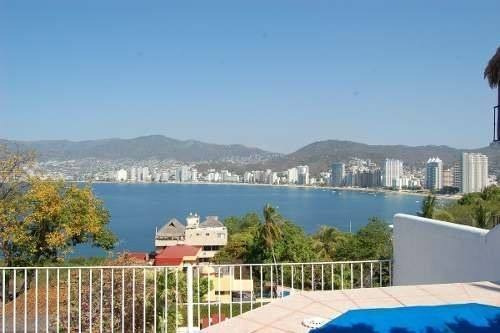 condominio en guitarron acapulco, linda vista bahia 1987