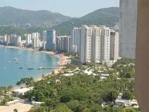 condominio en joyas de brisamar acapulco vista bahia1092