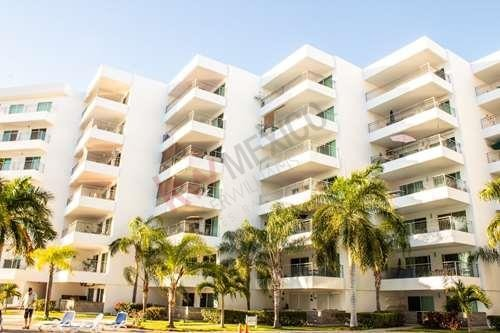 condominio en marina mazatlán