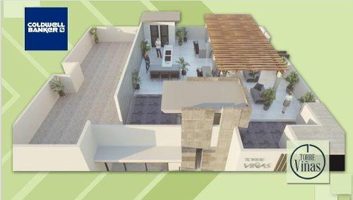 condominio en venta a 3 cuadras de la playa en mazatlan