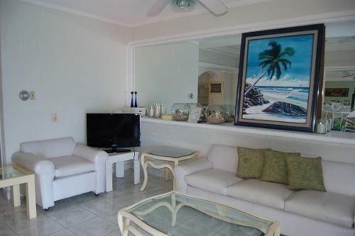 condominio en venta  pent house sobre playa acapulco 1119