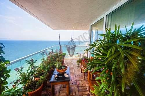 condominio exclusivo con vista espectacular al mar / infinity ocean view condo