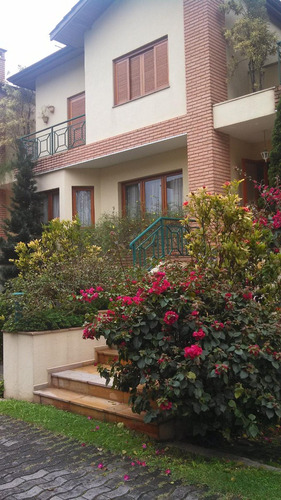 condomínio fechado alto da boa vista 2 suítes 4 dormitórios 6 banheiros 4 vagas 314 m2 - 89465