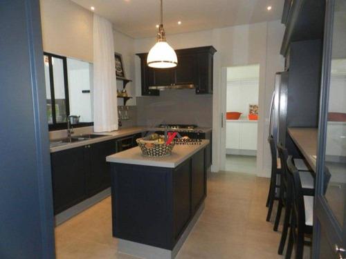 condomínio fechado - casa alto padrão - ca0497