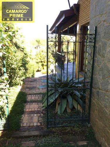 condomínio fechado - casa alto padrão - eb76040