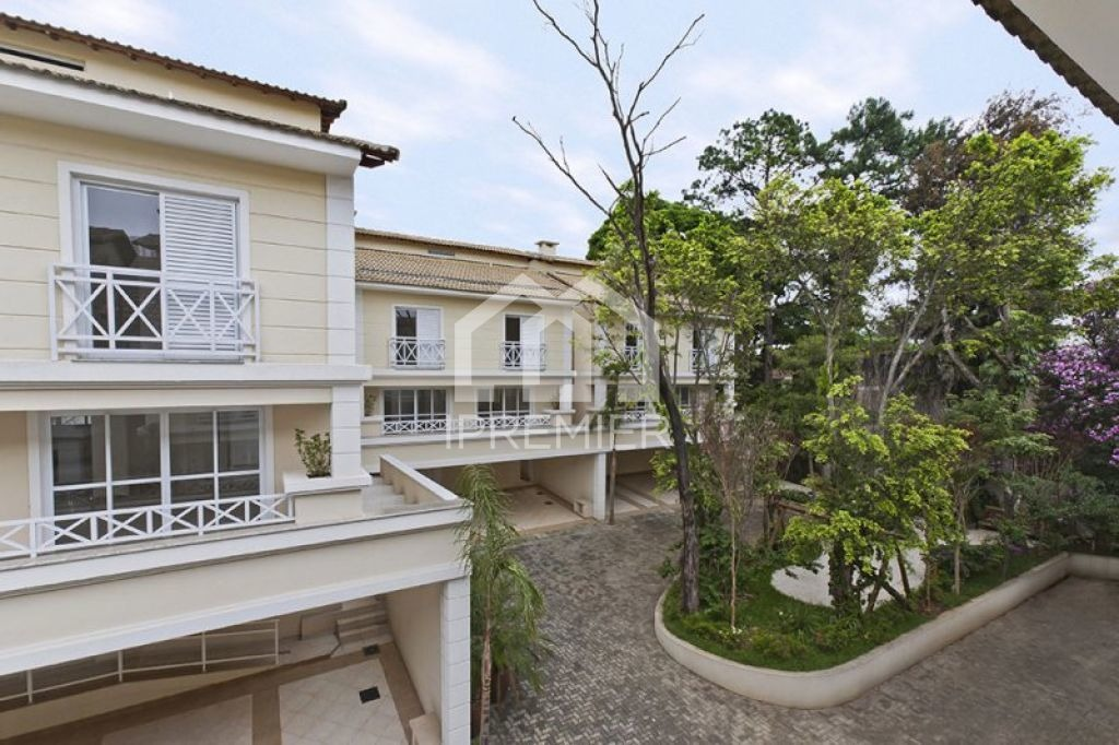 condomínio fechado - casa nova com quintal, 4 suites, 4 garagem - ip10274