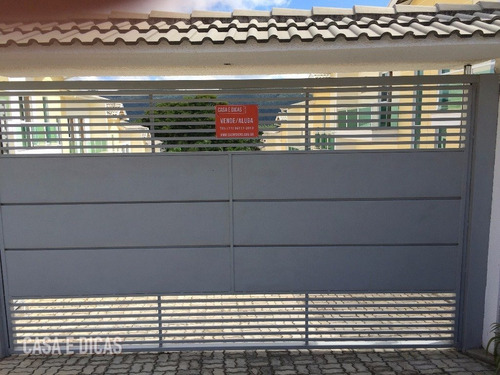 condominio fechado de sobrados - v-cd64