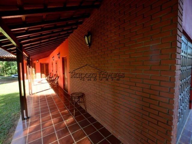 condomínio fechado em ibiúna / 1421