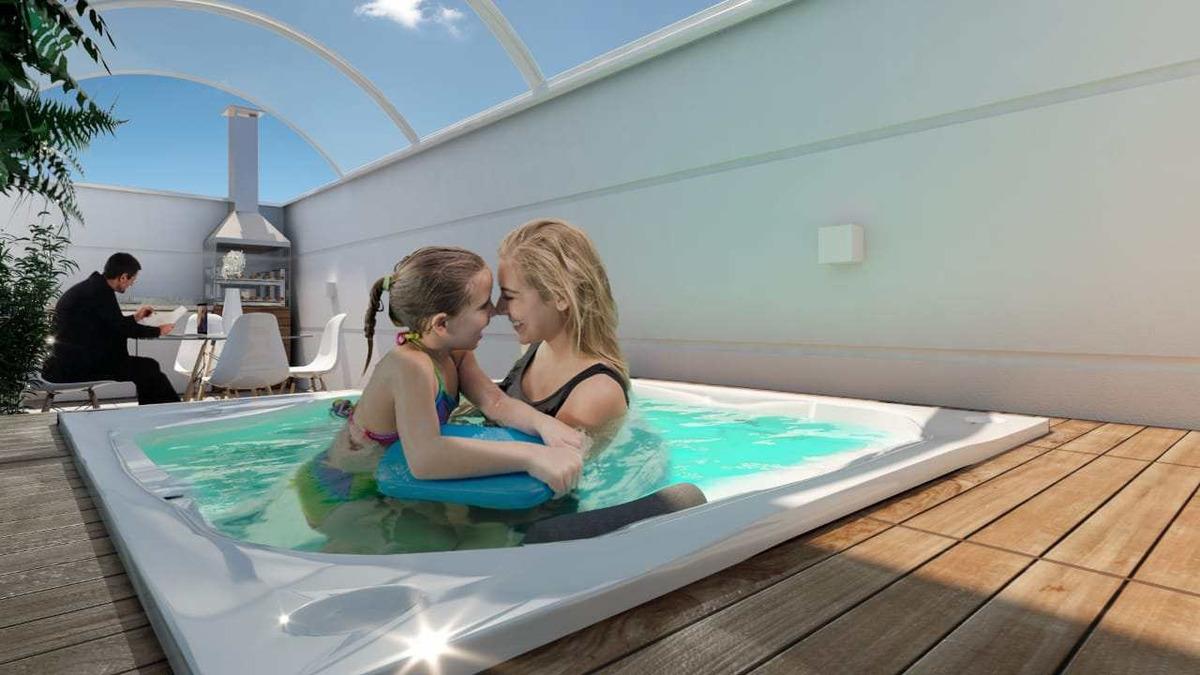 condomínio fechado frente ao mar e piscina - cod: 279 - v279
