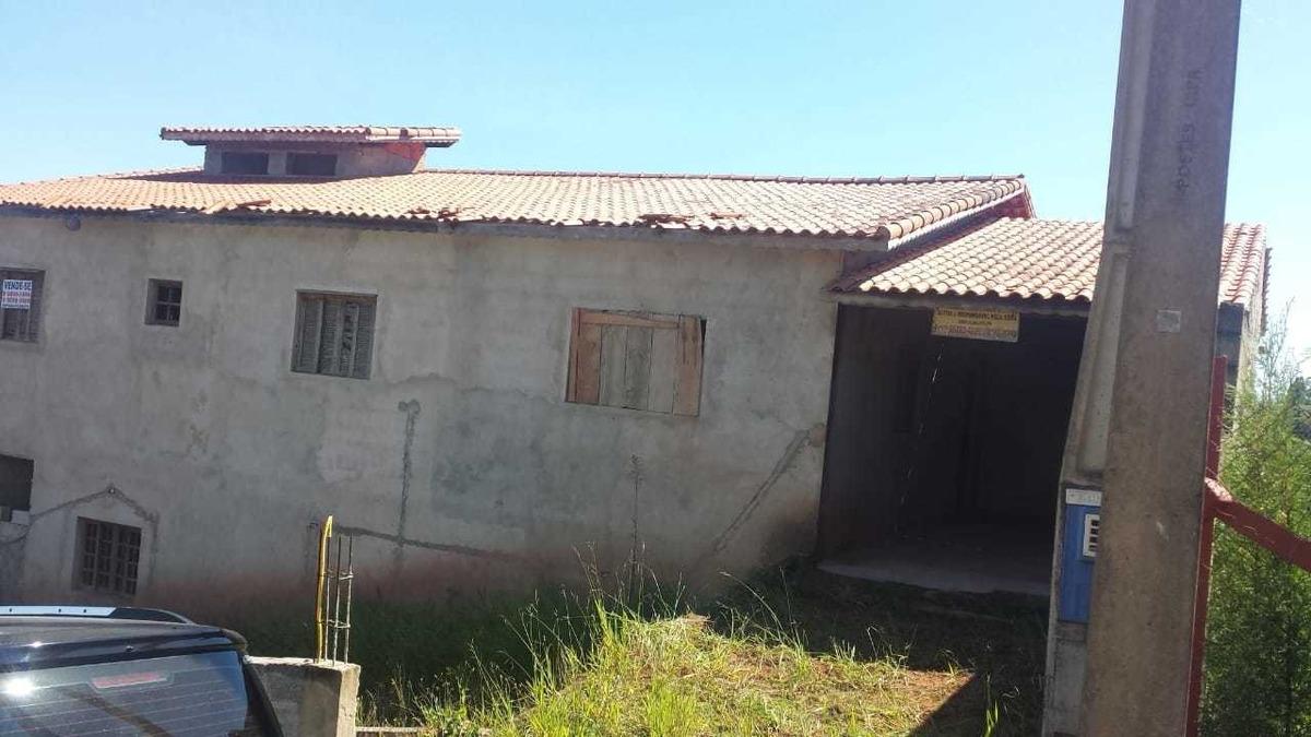 condomínio fechado ibiúna 1.000 mts ampla casa oportunidade!