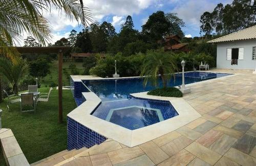 condomínio fechado ibiúna 5.000 mts linda casa e piscina !!