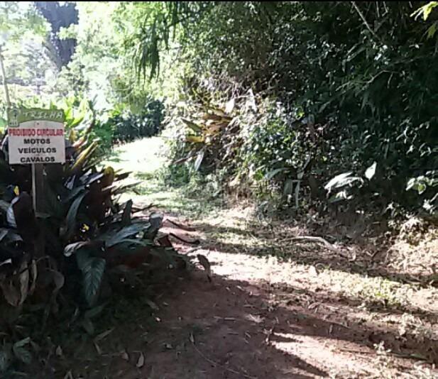 condominio fechado mais seguro de ibiúna sp - lote plano