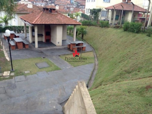 condomínio fechado misto - com aptos e casas - pe21812