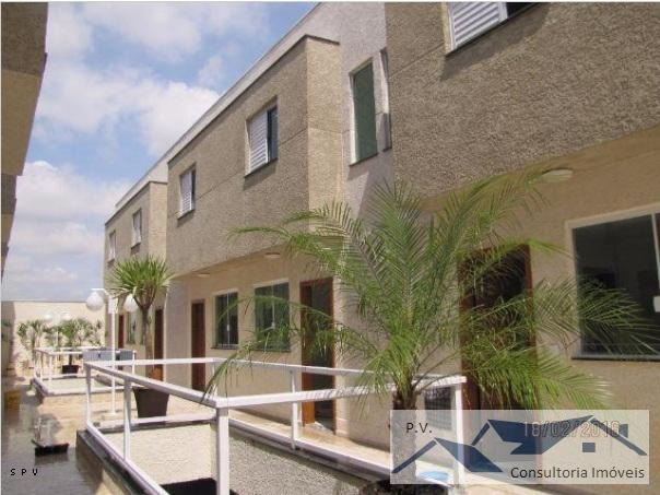 condomínio fechado para venda, vila jacui, 2 dormitórios, 2 banheiros, 2 vagas - 192