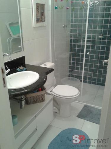 condomínio fechado tatuape 1 suítes 3 dormitórios 2 banheiros 3 vagas 160 m2 - 2452