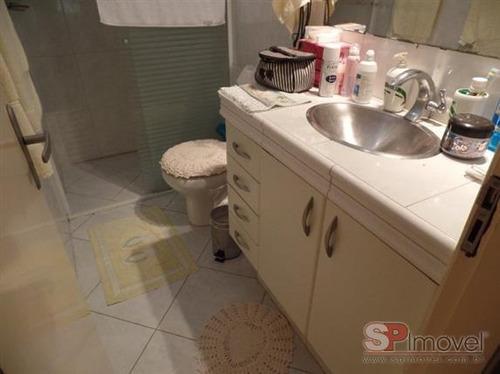 condomínio fechado vila ema 2 dormitórios 1 banheiros 1 vagas 78 m2 - 2251