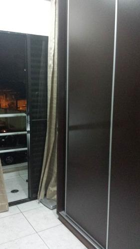 condomínio fechado vila formosa 2 suítes 2 banheiros 1 vagas 68 m2 - 2186