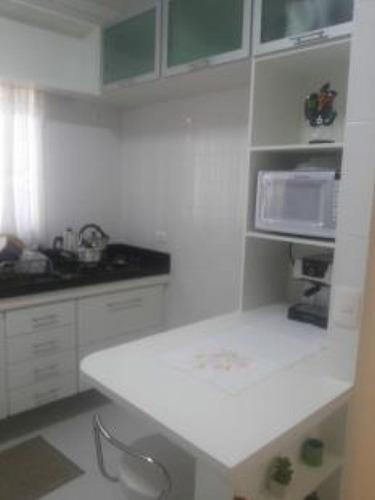 condomínio fechado - vila maria - 100 m² / referência 6/6042