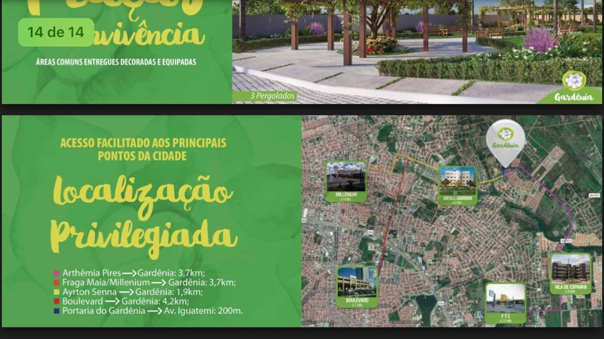 condominio gardenia  escritura gratis 2/4.