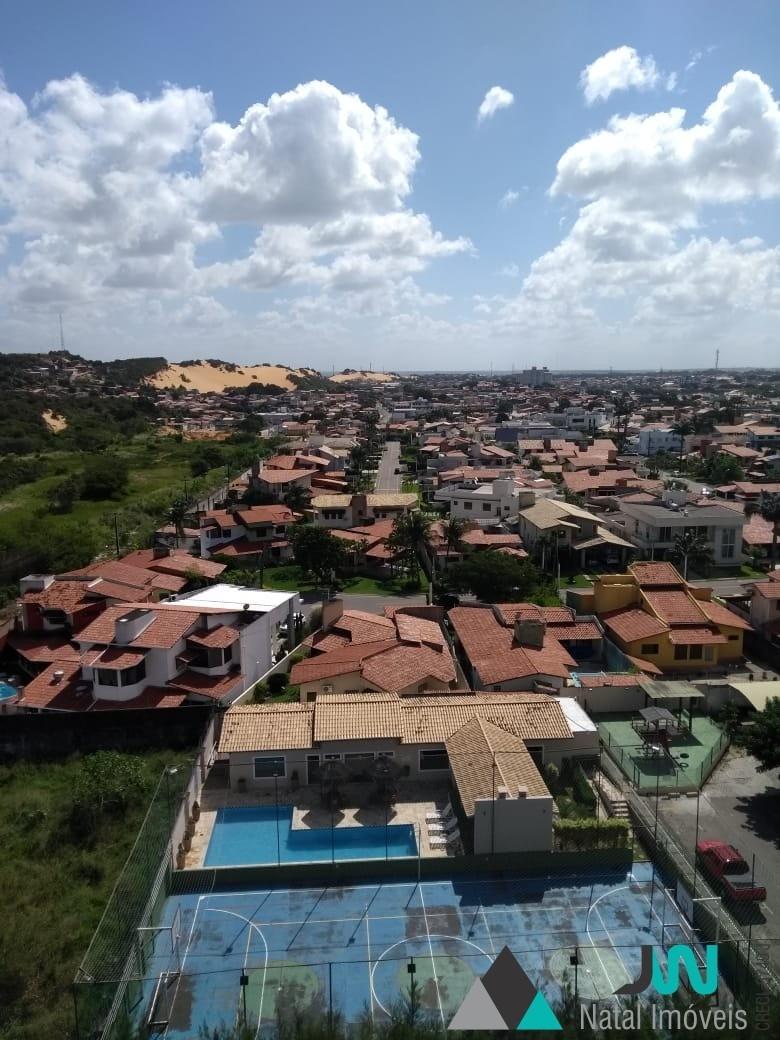 condomínio green tower - venda de apartamento em candelária, perto do green vilage, com 3 suítes - ap00169 - 33408884
