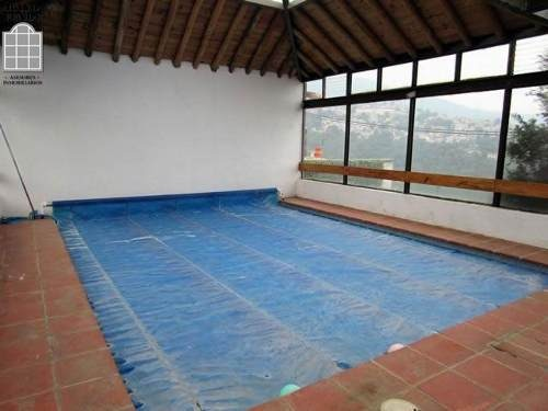condominio horizontal con amenidades en san nicolas totolapan
