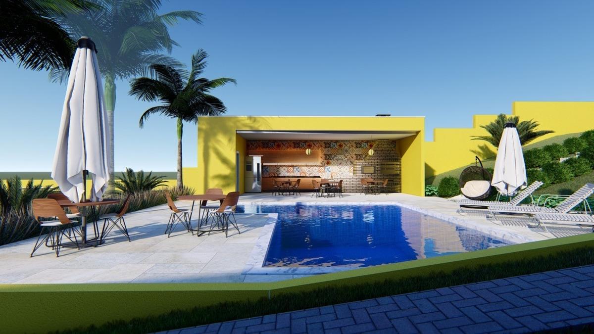 condomínio ibiúna 1.100 m casa, piscina, a. gourmet e campo!