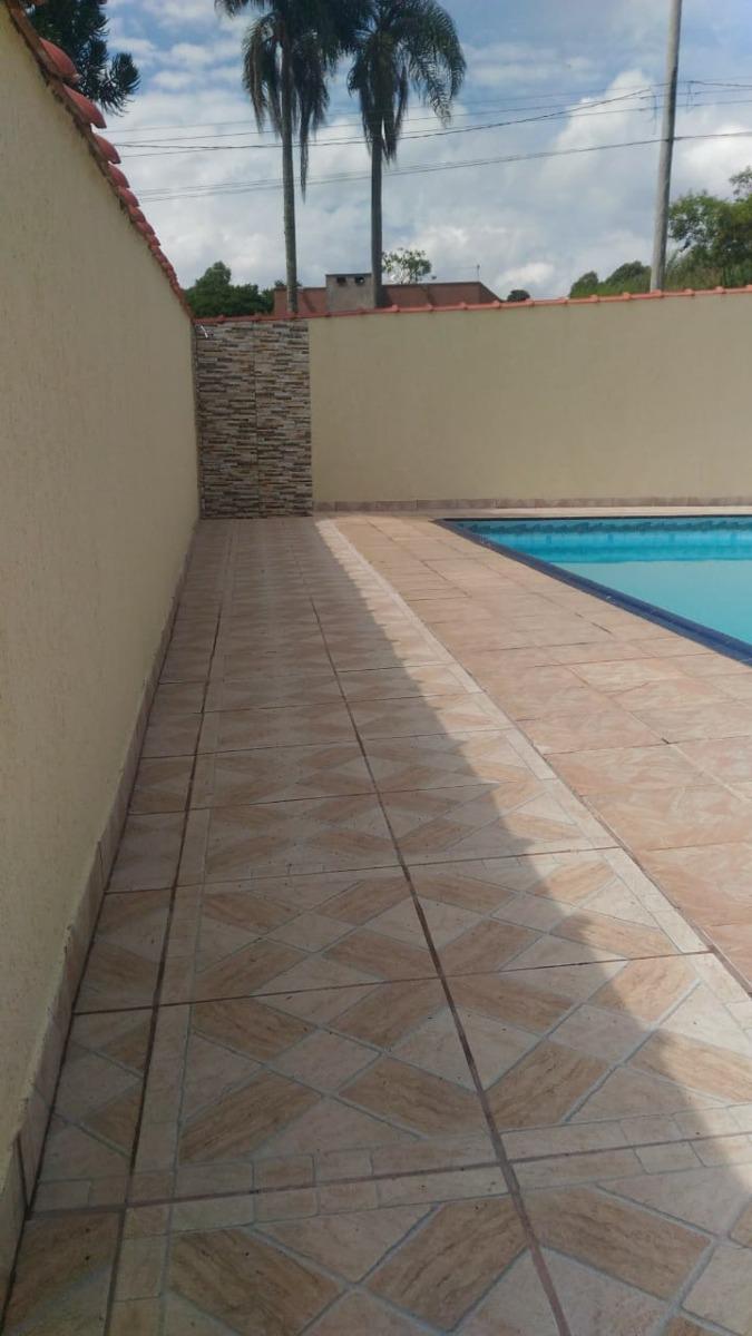 condomínio ibiúna 1.100 mts casa, piscina, pomar e lago !!!!