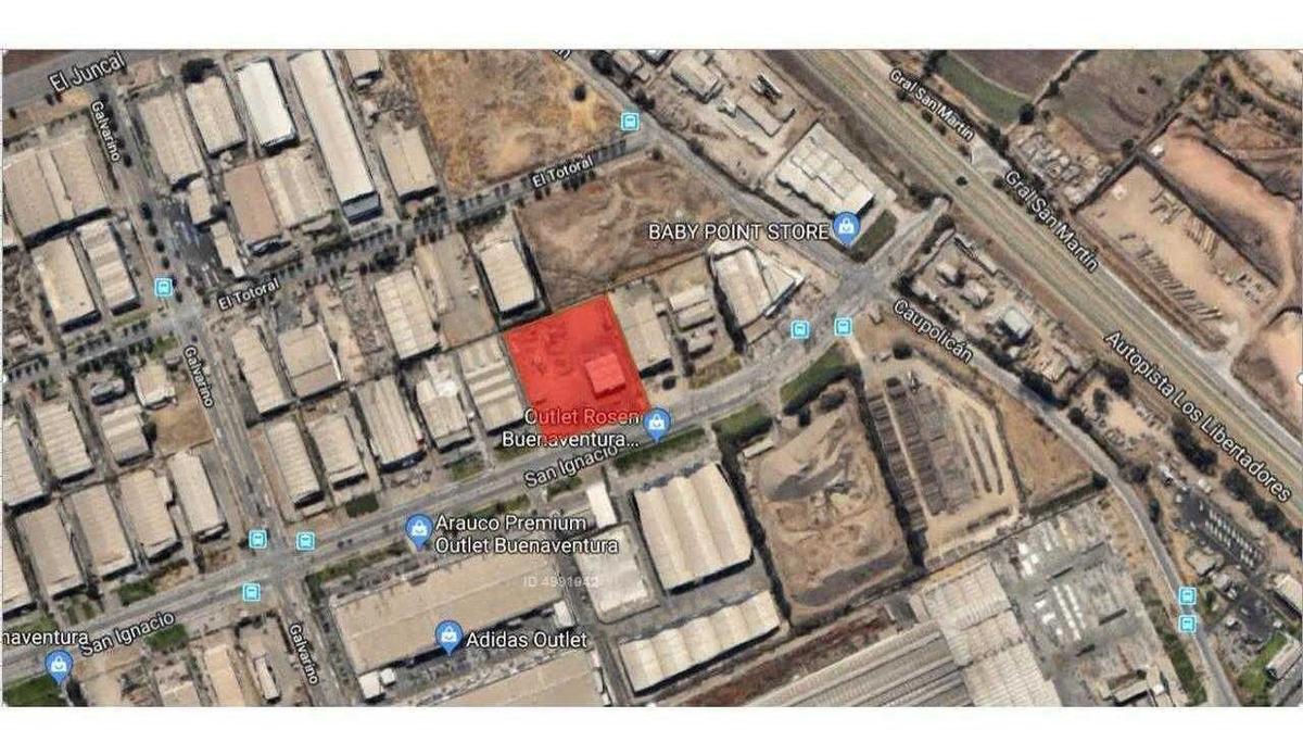 condominio industrial buenaventura / san ignacio