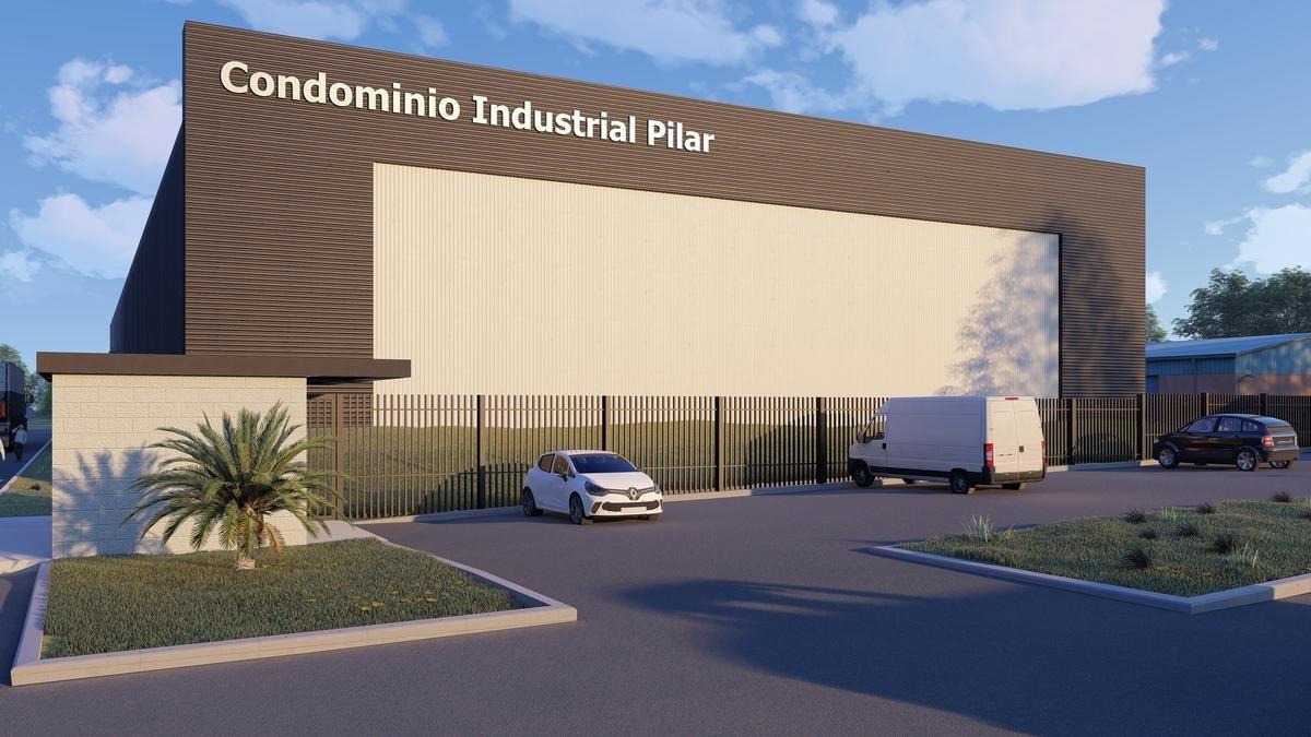 condominio industrial pilar - 1.500m2