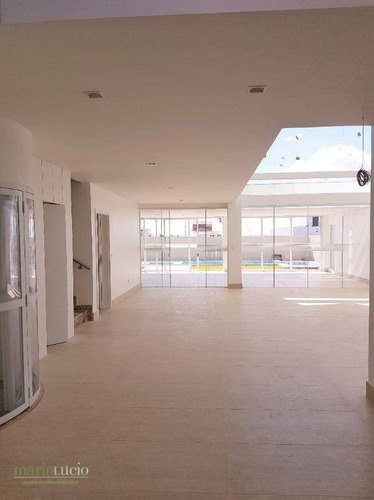 condominio jardins do lago, casa 5 suítes - codigo: ca0013 - ca0013