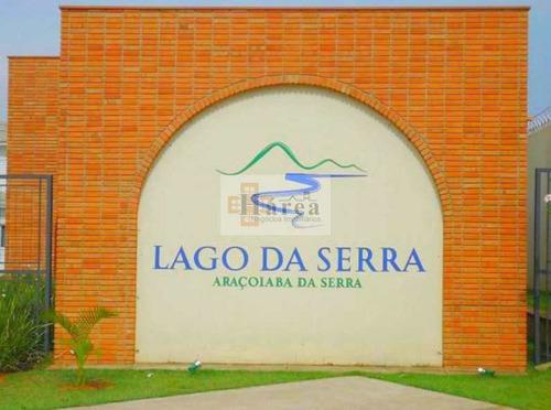 condomínio: lago da serra / araçoiaba da serra - v14332