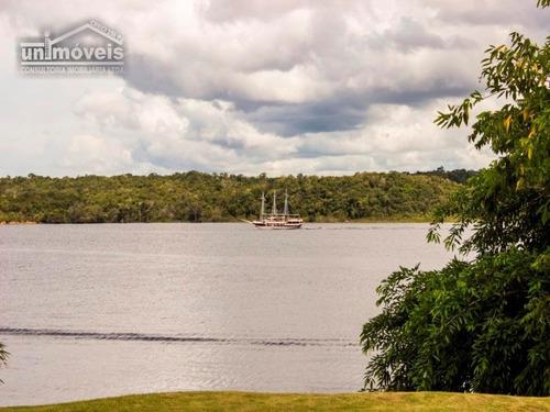 condomínio marina rio belo,  ponta negra, manaus am 800 m² - marina rio - 2766111