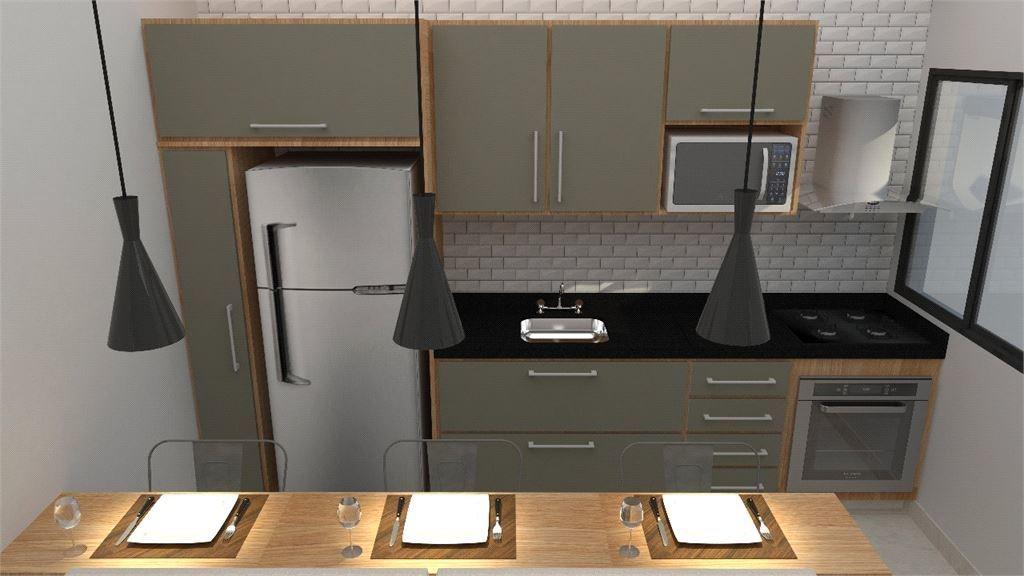 condomínio novo tipo apartamentos na vila guilherme com 1 dormitório - 170-im365163