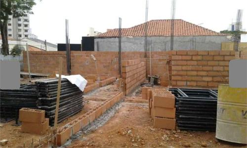 condomínio novo tipo apartamentos na vila guilherme com 1 dormitório - 170-im365165